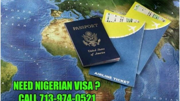 Get Nigerian Visa Application In Houston Nigerian Visa Services