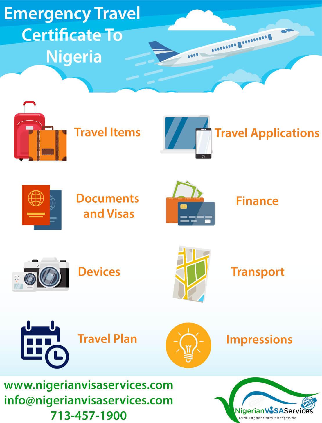 Emergency Travel Visa