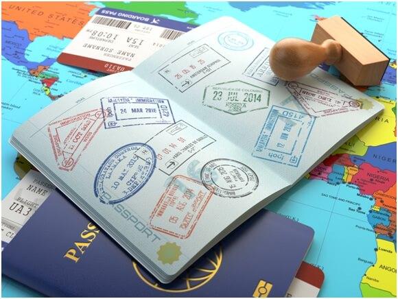 Travel certificate to Nigeria
